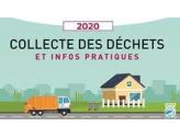 Sicoval : Calendrier collecte déchets 2020