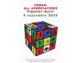 Forum des Associations samedi 8 septembre